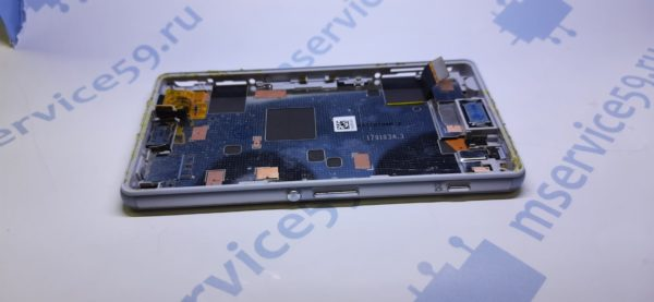 дисплей z3 compact sony
